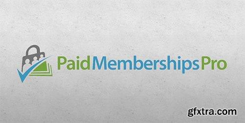 Paid Memberships Pro v1.8.10.4 - WordPress Plugin