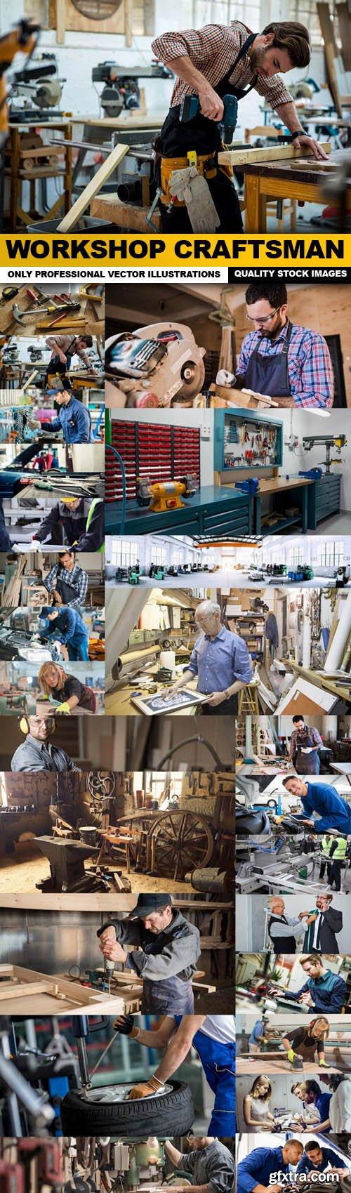 Workshop Craftsman - 25 HQ Images