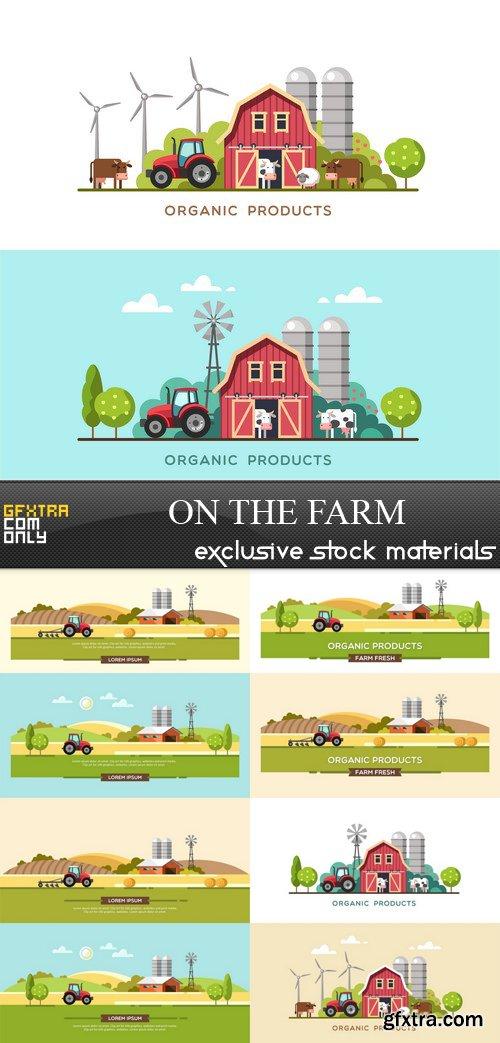 On the Farm - 5xEPS