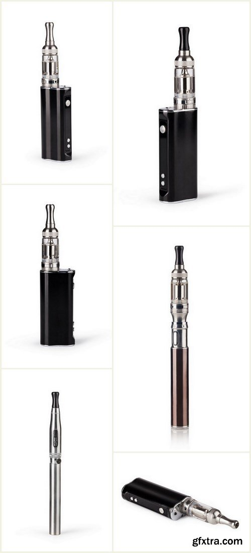 Electronic Cigarettes and Vipercig 2 - 6xUHQ JPEG