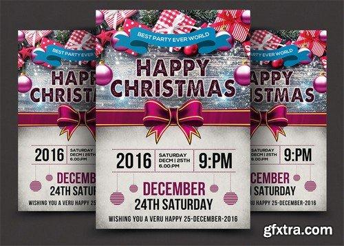 CM - Christmas Flyer 968943