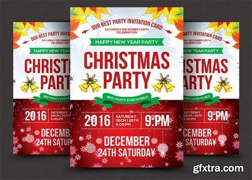 CM - Christmas Flyer 946488