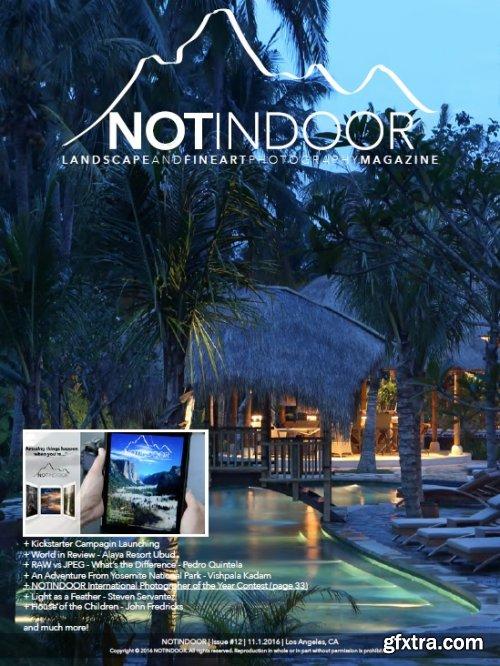 Notindoor Photography Magazine - November 2016