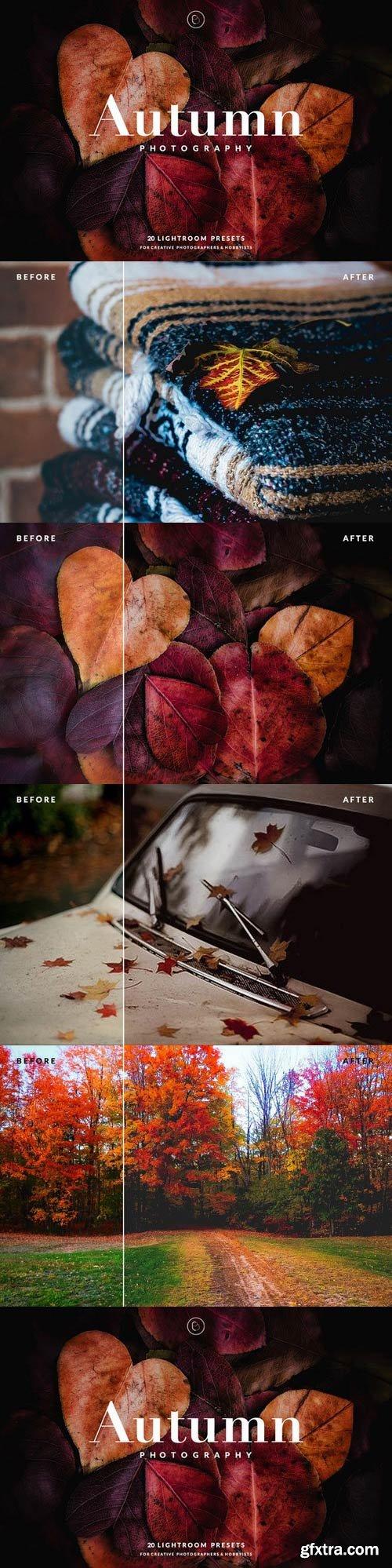 CM - Autumn Lightroom Presets 957450