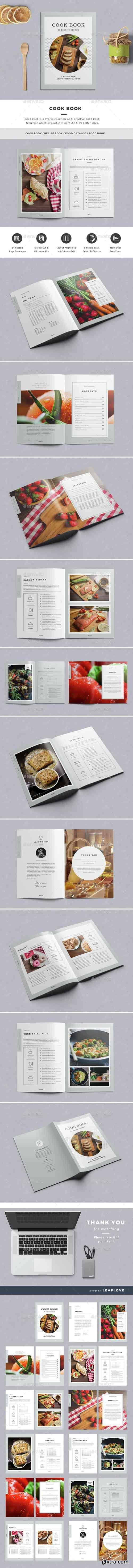 GR - Cook Book / Recipe Book 15308304