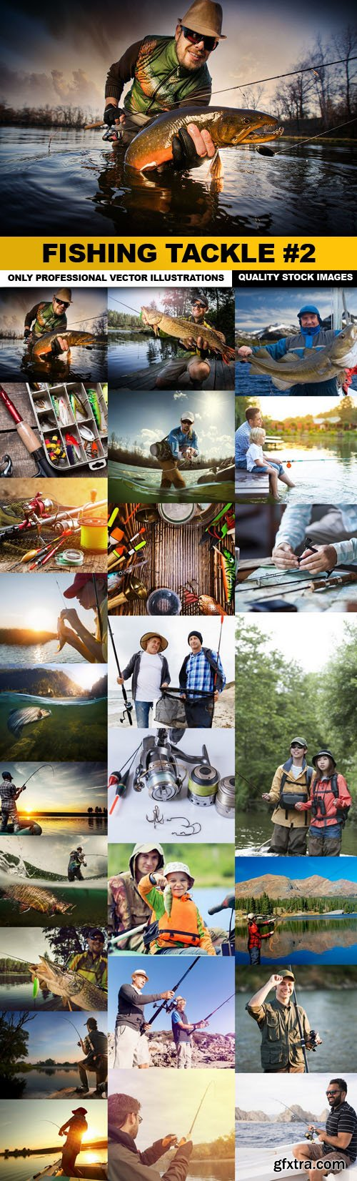 Fishing Tackle #2 - 25 HQ Images