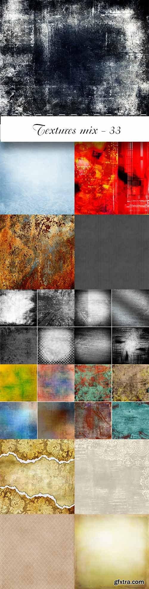 Textures mix - 33
