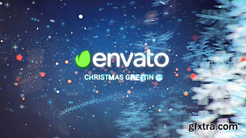 Videohive Christmas Wishes - Winter Opener 18817715