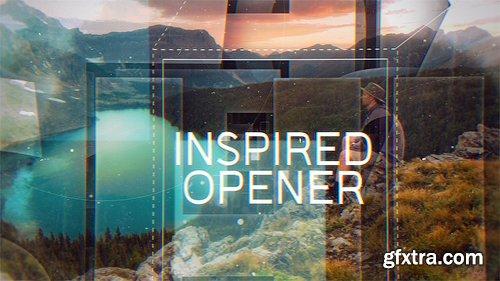 Videohive Inspired Opener 18850189