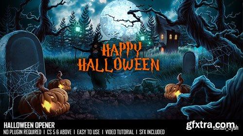 Videohive - Halloween Opener - 18495828