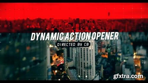 Dynamic Sport Slide After Effects Templates