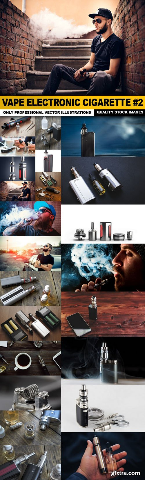 Vape Electronic Cigarette #2 - 25 HQ Images