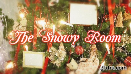 Videohive The Snowy Room 6369318