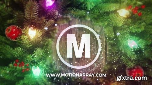 Magic Christmas Logo After Effects Templates