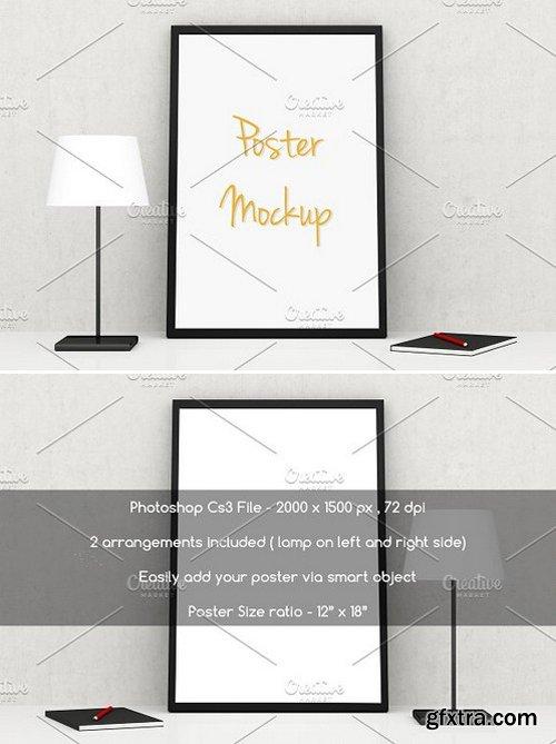 CM - Poster Mockup 293345