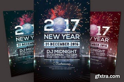 CM - New Year Flyer 1036270