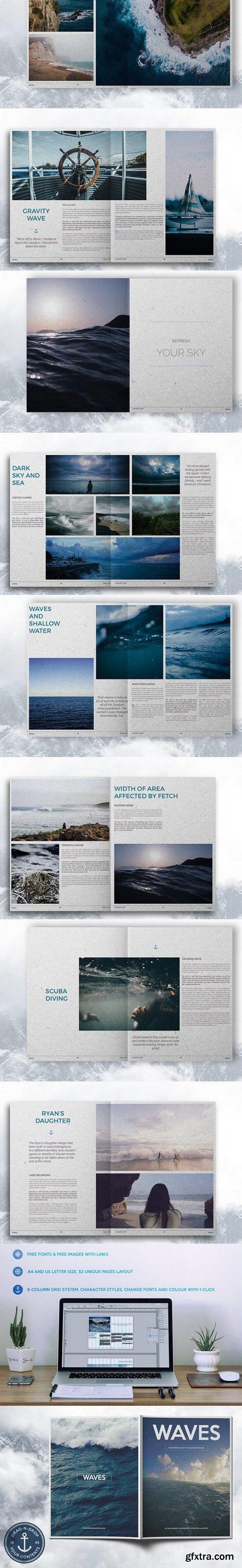 CM - W A V E S Magazine 992513