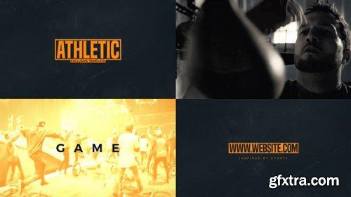 Videohive - Pure Sport Template - 18765876