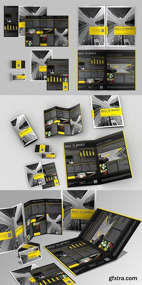 CM - Set of Brochures / Stationery 04 827593