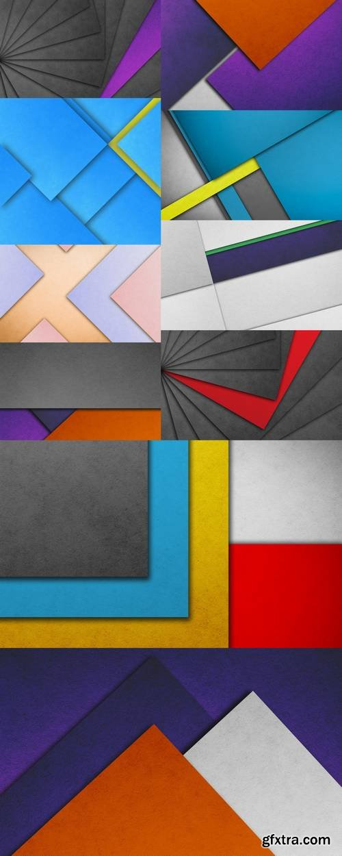 Material Design Wallpaper - Real Paper Texture