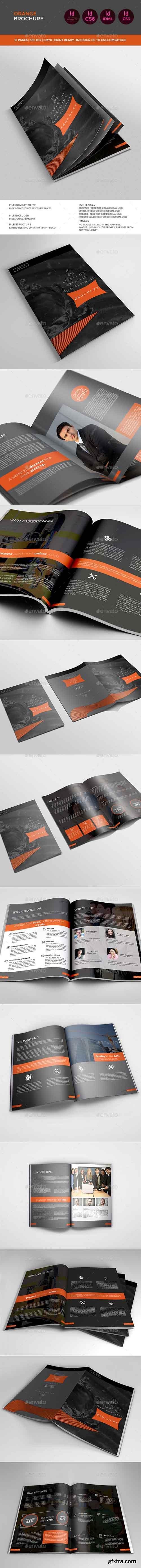 GR - Dark Orange Brochure 11327892
