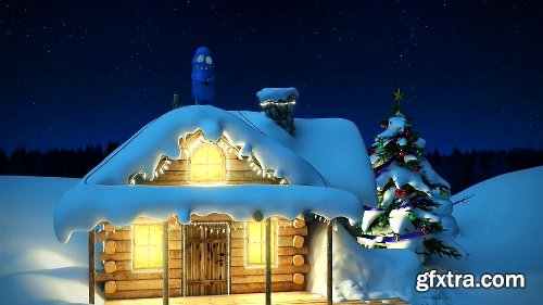 Videohive Christmas and New Year with Bobby 13995975 (sound effects are included)
