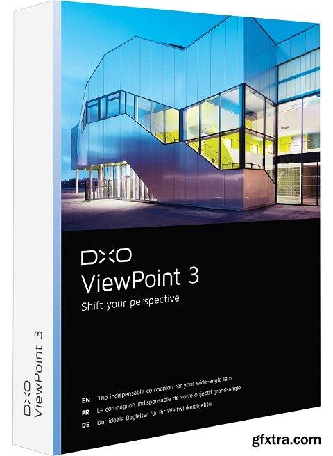 DxO ViewPoint 3.1.16 Build 289 (x64) Multilingual Portable