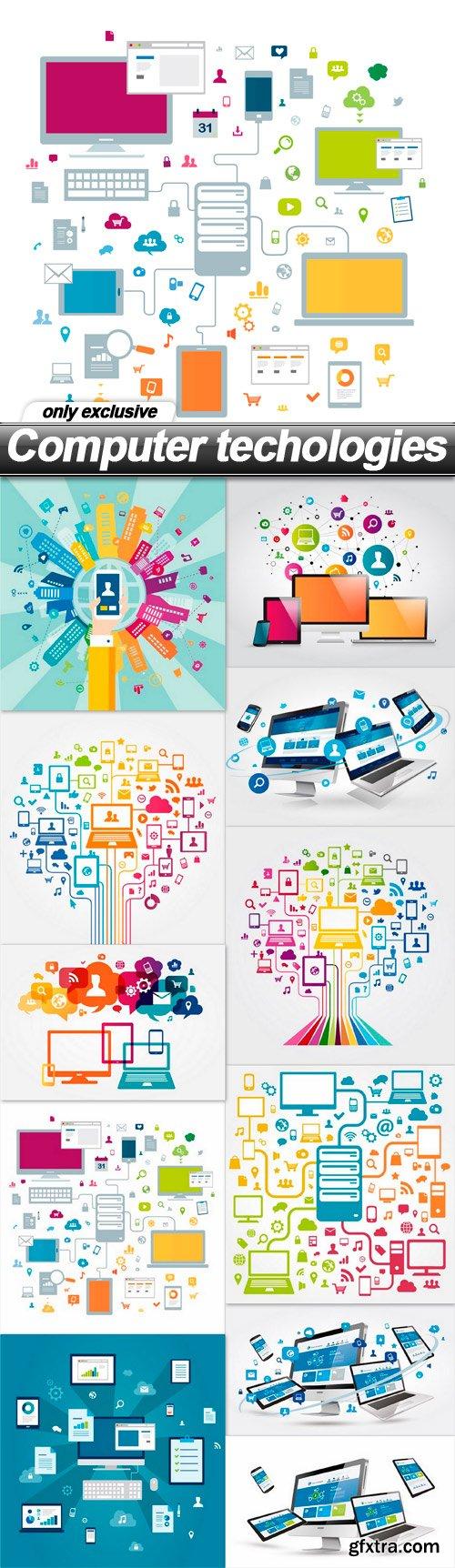 Computer techologies - 11 EPS