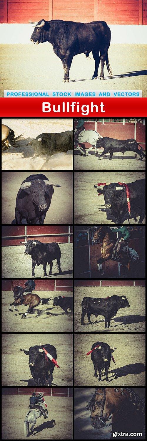 Bullfight - 13 UHQ JPEG