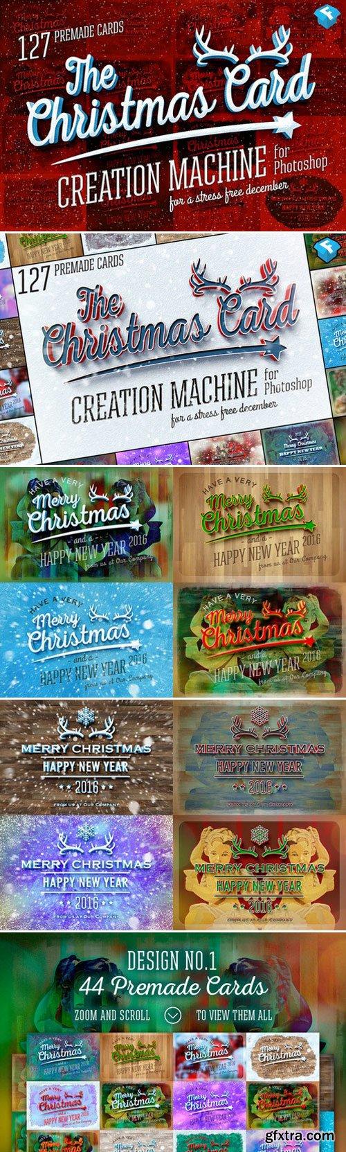CM - Christmas Card Creation Machine 419261