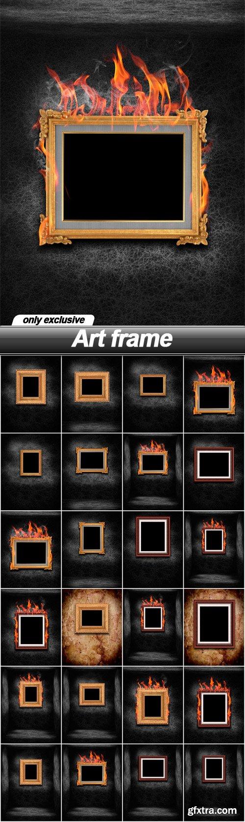 Art frame - 24 UHQ JPEG