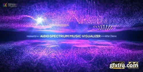 Videohive - Audio Spectrum Music Visualizer - 18738902