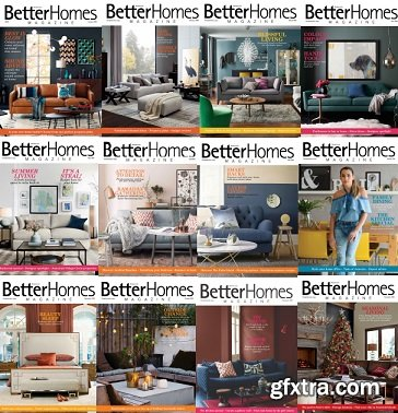 Better Homes - Full Year 2016 Collection
