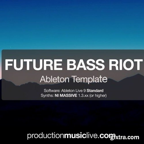 Production Music Live Future Bass Track From Start To Finish TUTORiAL-TZG