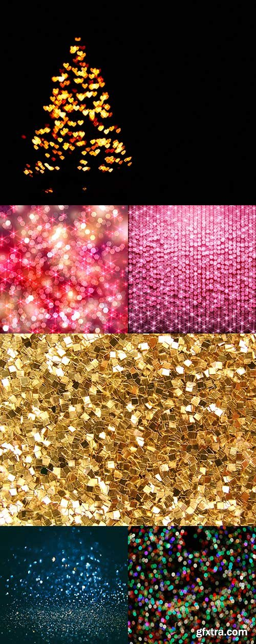 Sparkling beautiful backgrounds