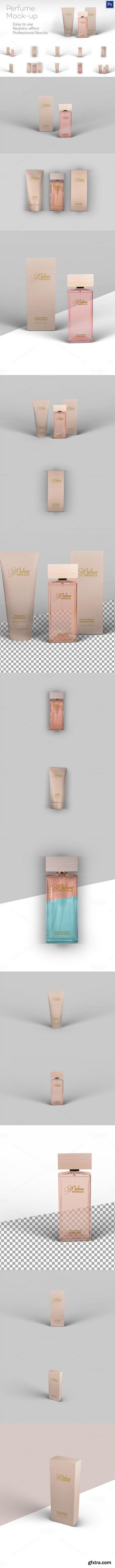 CM - Perfume Mock-up 480857
