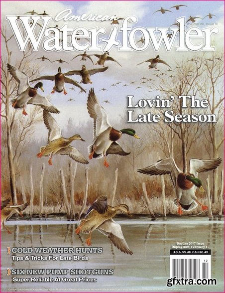 American Waterfowler - December 2016 - January 2017