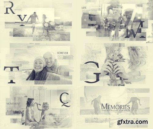 Videohive Memories Slideshow 16178397