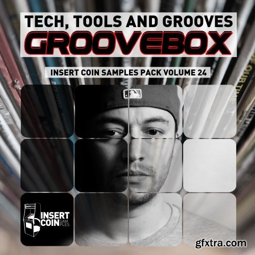 Insert Coin Tech Tools and Groove GrooveBox WAV-FANTASTiC