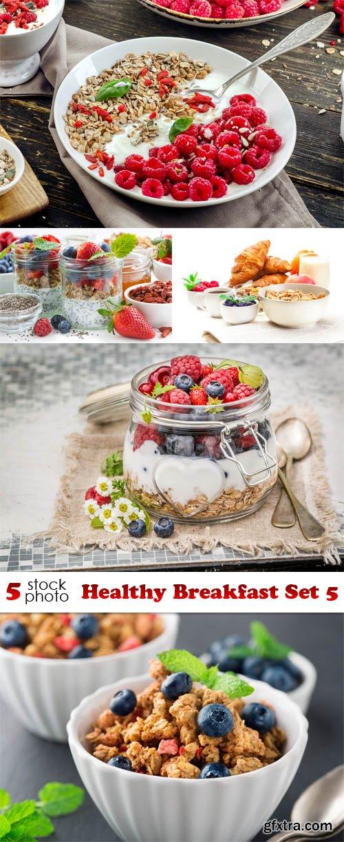 Photos - Healthy Breakfast Set 5