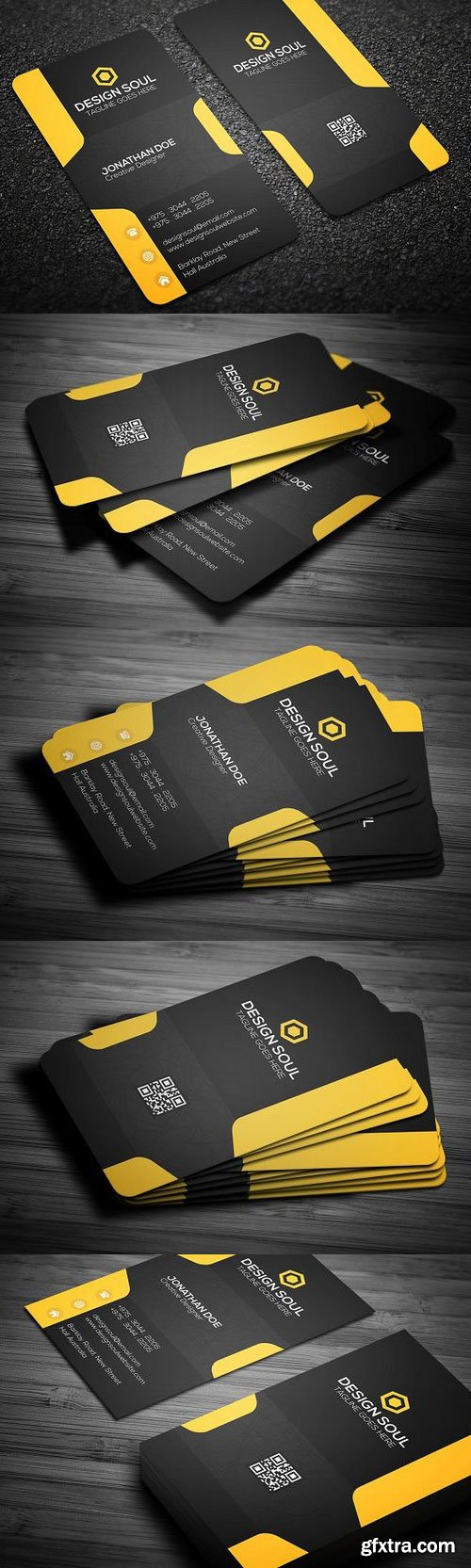CM 698633 - Creative Business Card