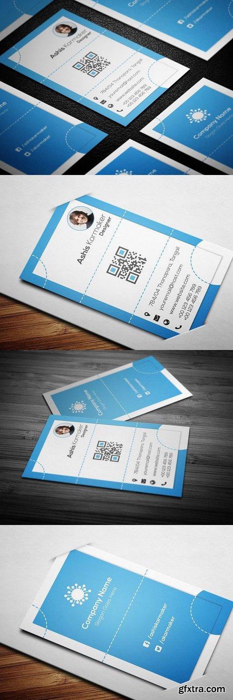CM 698327 - Dots Business Card
