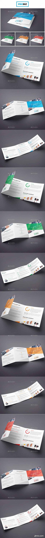 GR - ProBiz – Business and Corporate Brochure Tri-Fold Square 19003034