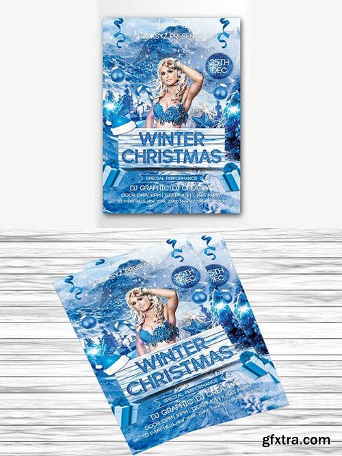 CM - Christmas Flyer 1031376