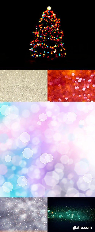 Glitter Lights Backgrounds 2