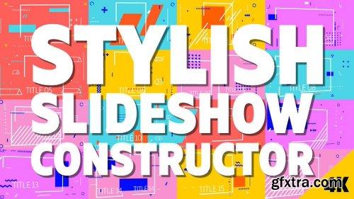 Videohive Stylish Slideshow Constructor 18646116
