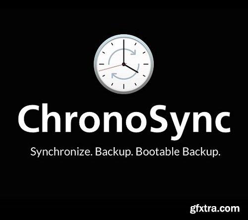 ChronoSync 4.7.3 Multilingual (Mac OS X)