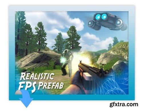 Unity Asset – Realistic FPS Prefab v1.23