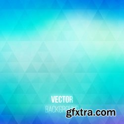 Polygon Background 4