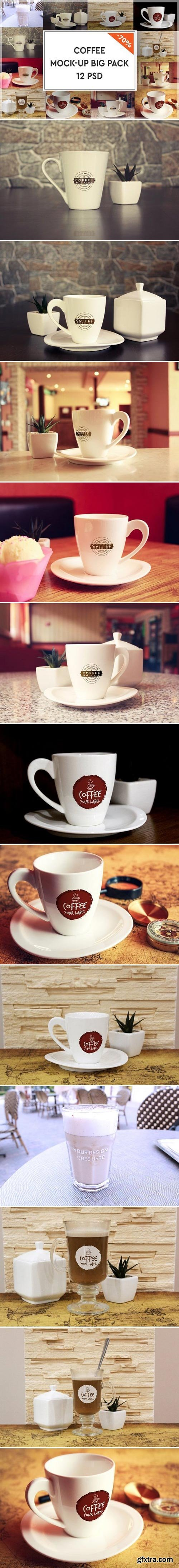 CM - Coffee Mock-up Big Pack 1119078